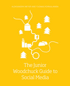 The Junior Woodchuck Guide to Social Media -kansi