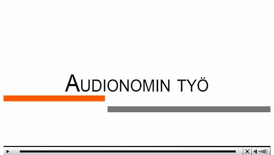 Audionomi