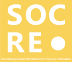 SOCRE – Developing Rehabilitation through Education.
