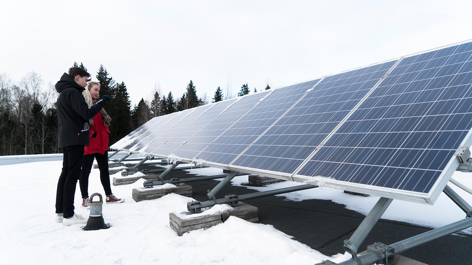 Energia Ja Ympäristötekniikka