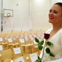 Maija Väyrynen completed the English-language Bachelor of Health Care degree and will give a speech at the graduation ceremony.