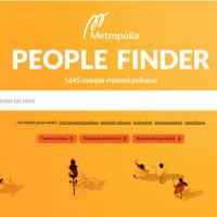 Metropolia People Finder
